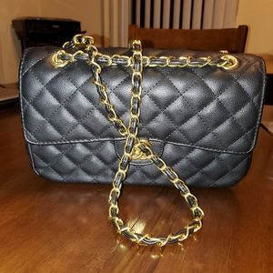 Quilted Chain Inspired Purse